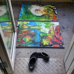 new beginnings (c) art by rekkebo