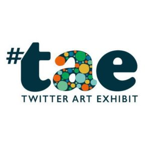 #TAE twitter art exhibit